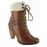 BLINK by Bronx - Ankleboot high - Cognac