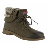 BUGATTI Boot - Jane Nappa - military